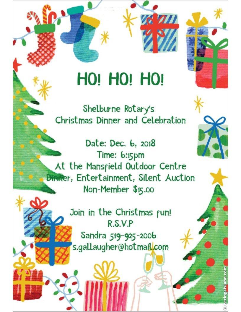 December 6 Meeting