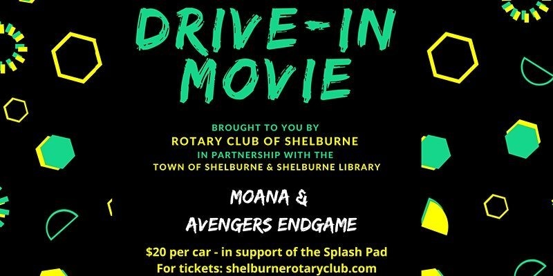 Drive-in Movie in Fiddle Park